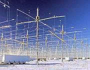 Le antenne di Gakona in Alaska